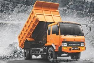 Mitsubishi Fuso Dumb Truck