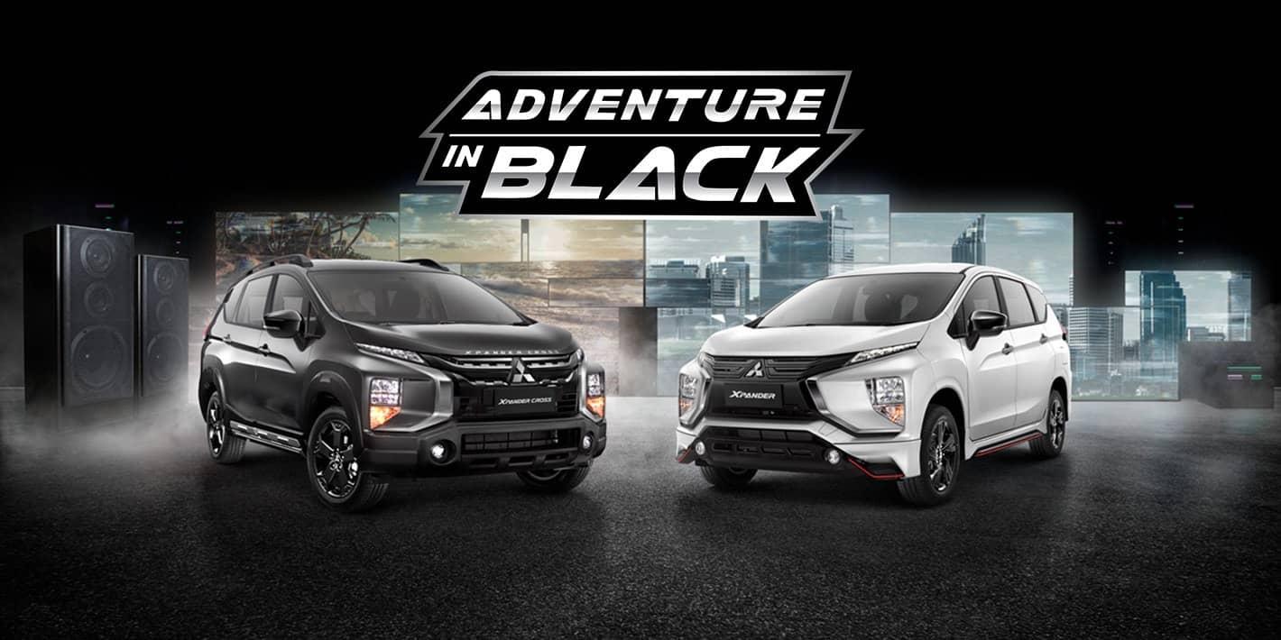 Mitsubishi Xpander Black